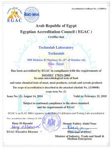 Accriditation Certificate